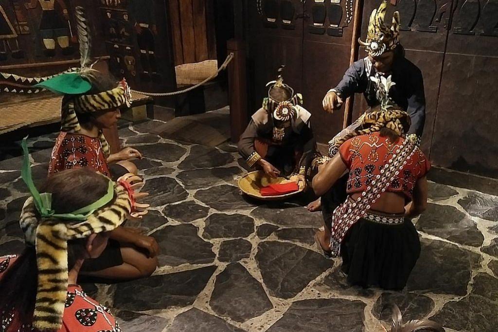 Perkampungan Budaya Penduduk Asli Formosa ajak jenguk ke zaman silam