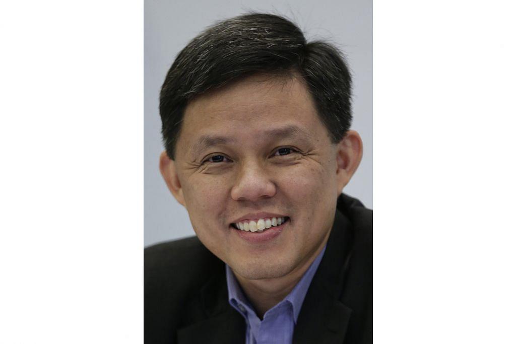 Chun Sing: S'pura boleh jadi pemangkin laksana strategi teknologi