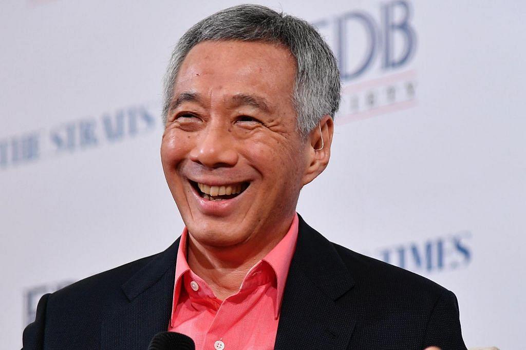 PM Lee: Usaha bangunkan strategi ubah ekonomi merupakan langkah pertama