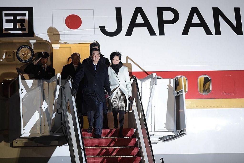 PM Jepun akan bertemu Trump untuk bangunkan ekonomi adil, bebas