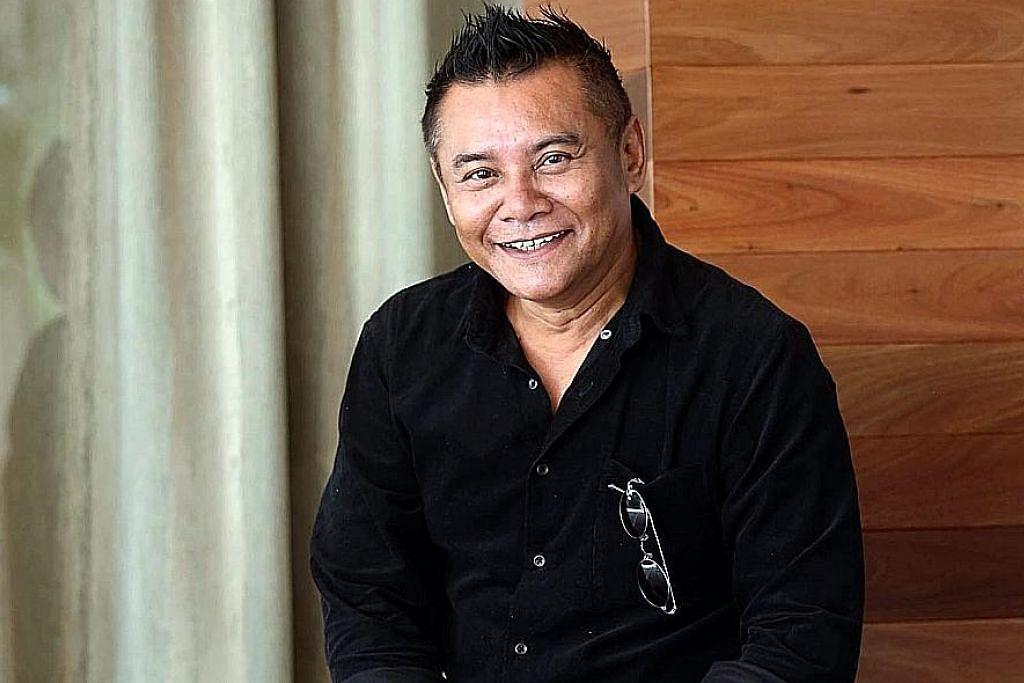 Zainal kenang surat 'cinta' peminat Headwind