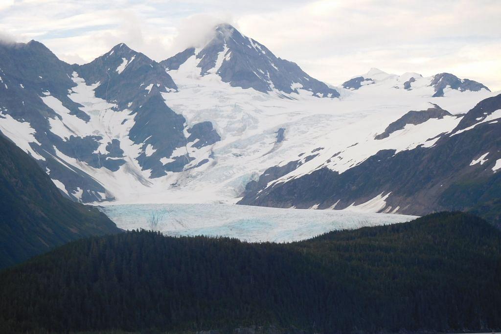 Terpukau dengan panorama Alaska
