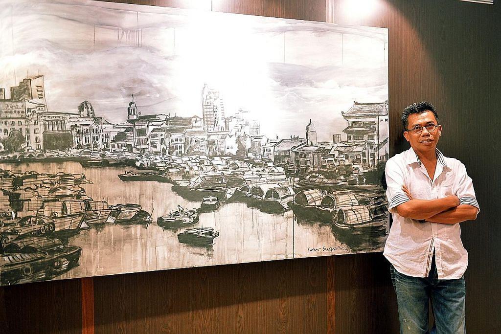 Seni Cina jadi kecintaan jejaka Melayu