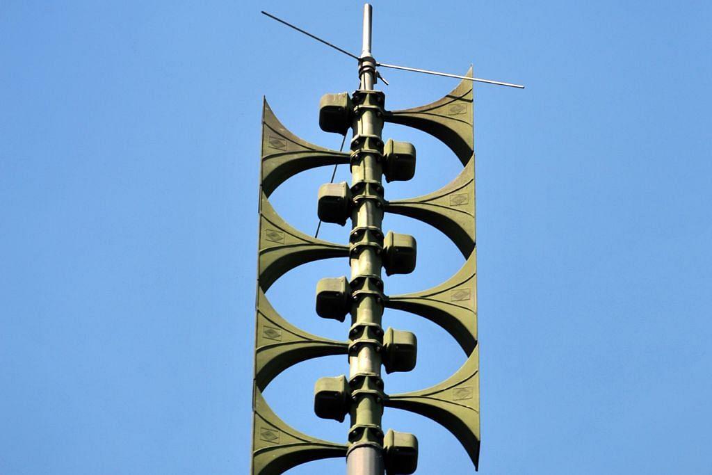 SCDF akan bunyikan siren isyarat 'Pesanan Penting'
