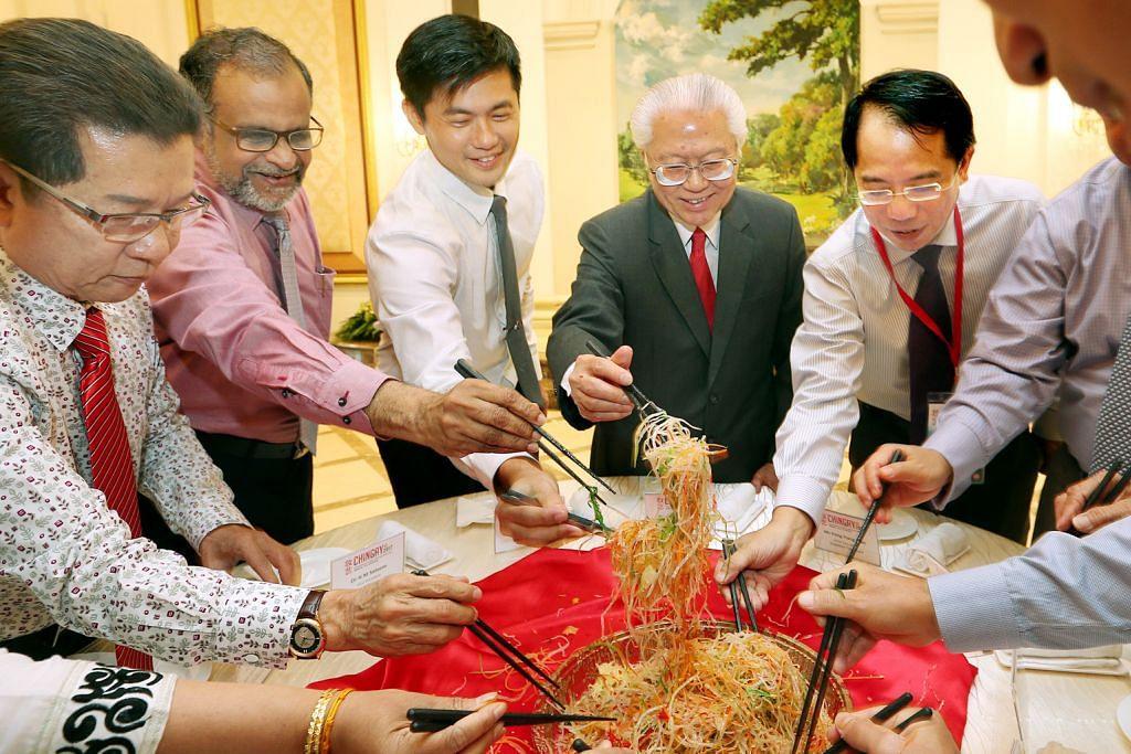 Presiden Tony Tan rai penyumbang Chingay 2017