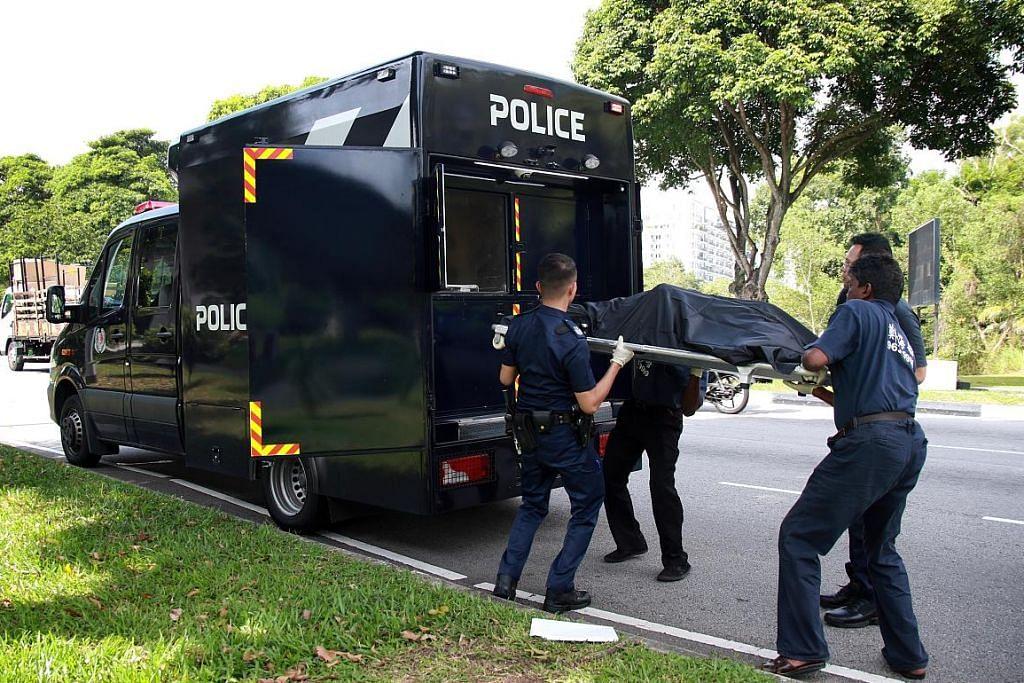 Lelaki ditemui mati di taman Tampines