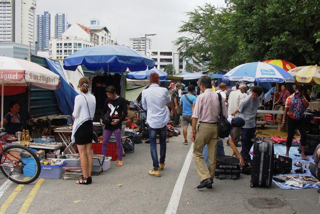 Sungei Road akan tinggal kenangan