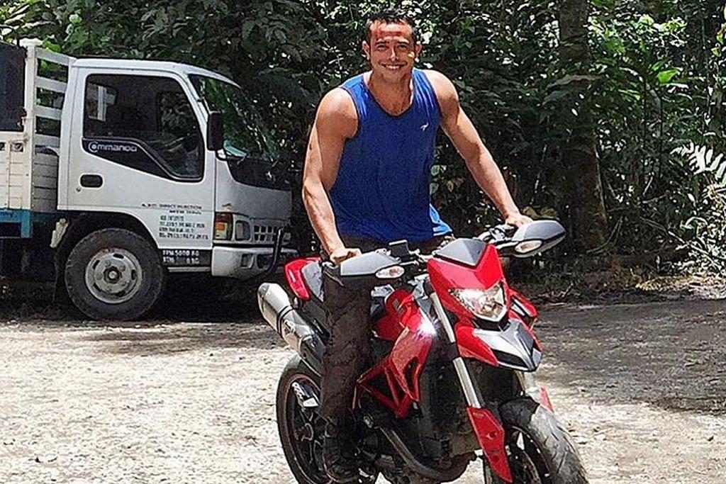 Zul Ariffin beli motor untuk diguna dalam filem 'J Revolusi'