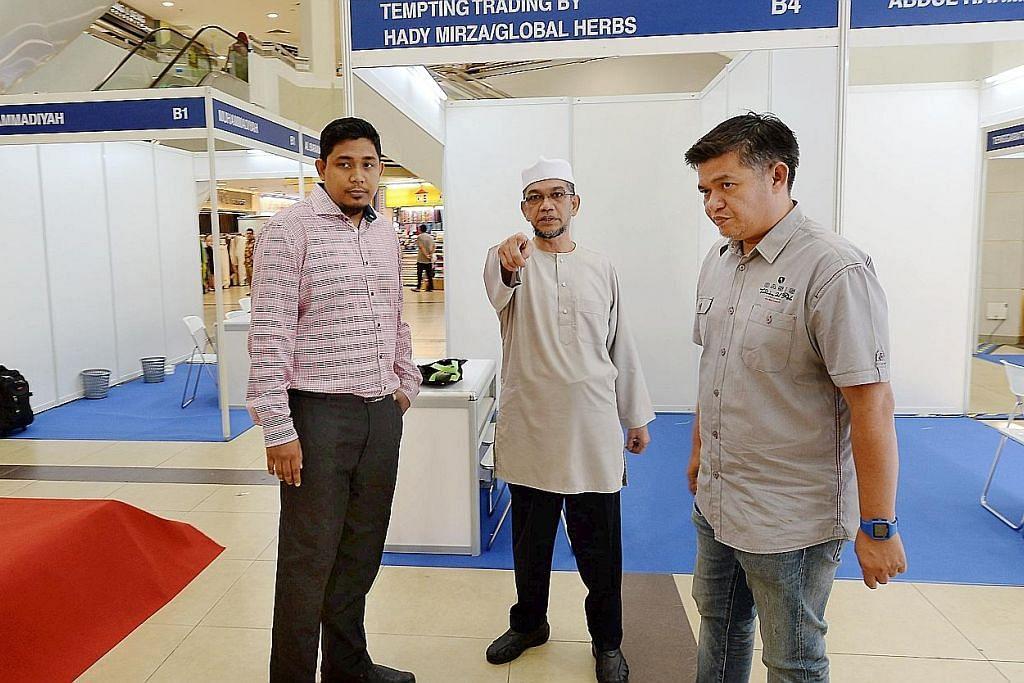 Pameran bantu pengguna lebih bijak memilih produk herba halal