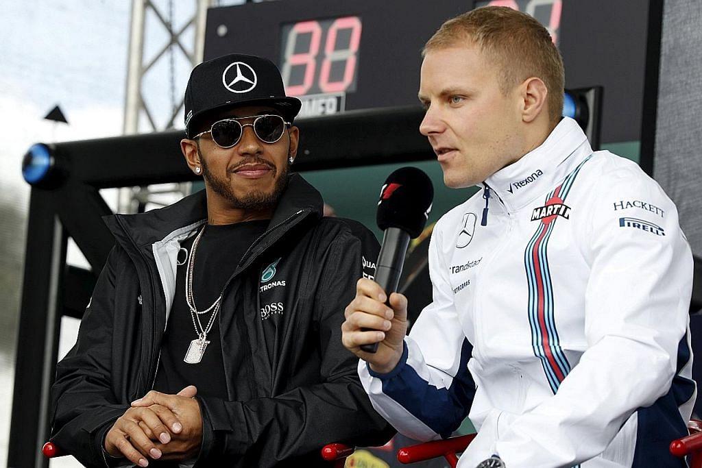 FORMULA SATU Mercedes yakini kerjasama Hamilton, Bottas