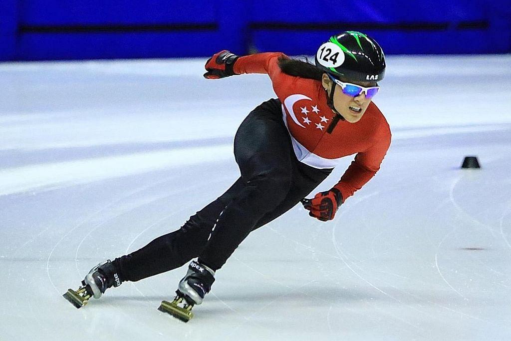 SUKAN TEMPATAN Persatuan sukan aktif cari bakat pemain ski, papan salji