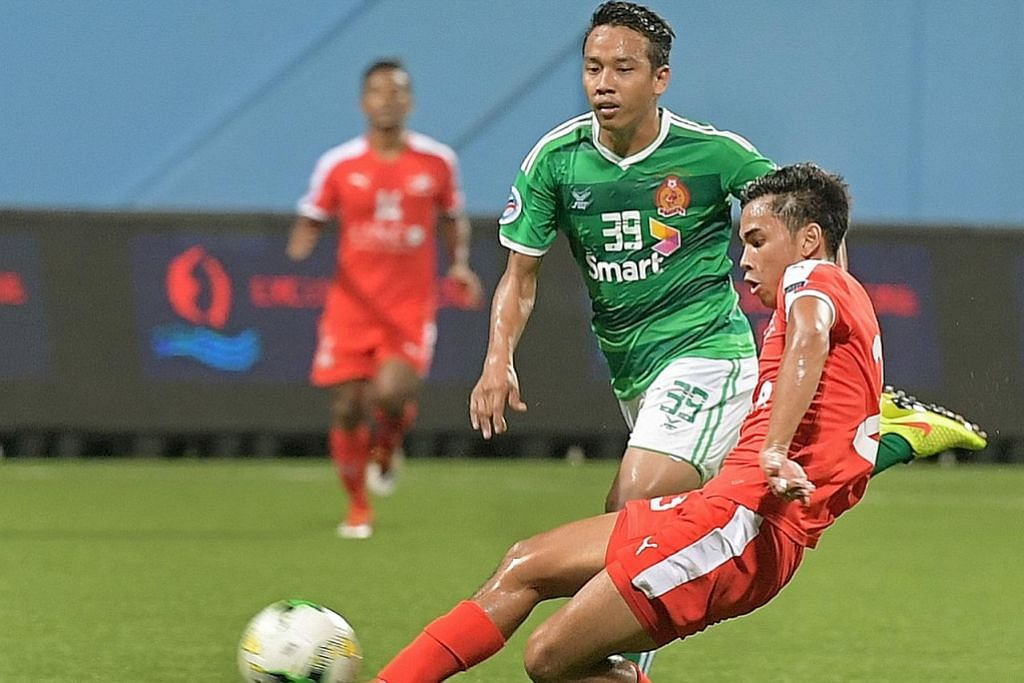 PIALA AFC Home United tekad tunjuk prestasi cemerlang
