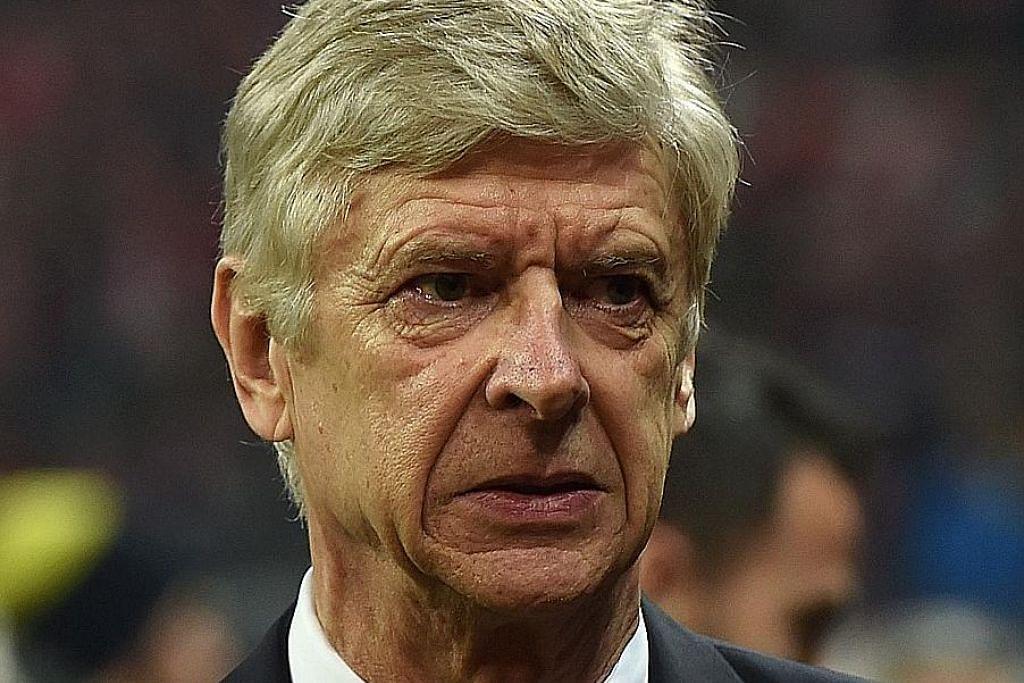 PIALA FA Wenger 'tidak nikmati' kemenangan ke atas Sutton