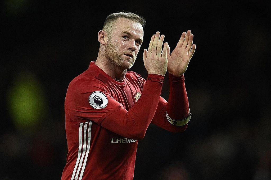 Rooney mungkin kekal di Man United