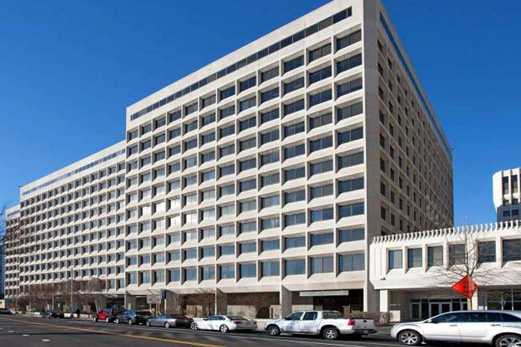GIC labur aset di Washington, termasuk Pentagon Centre, bernilai AS$1.05 bilion EKONIAGA