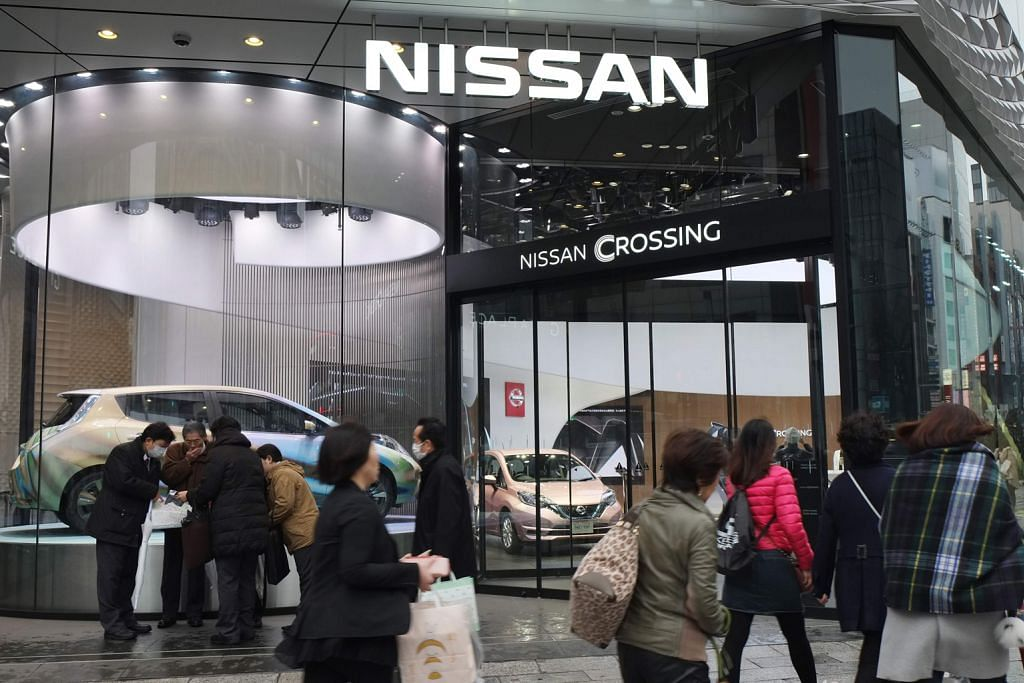 CEO Nissan Motor letak jawatan
