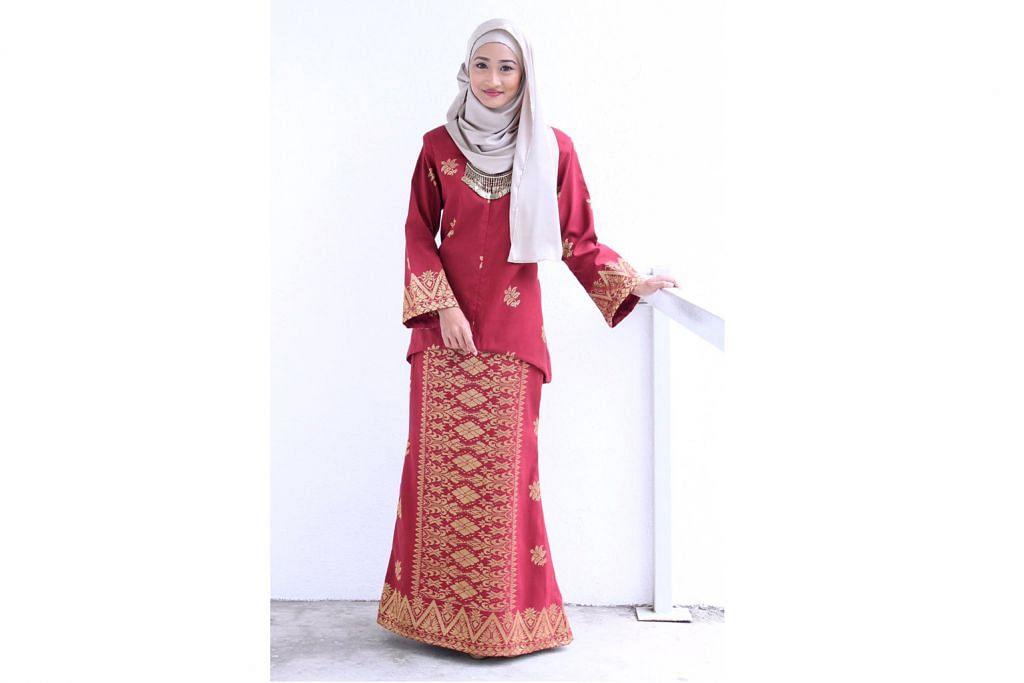 Kongsi tip gaya dan kecantikan demi kumpul dana Muhammadiyah