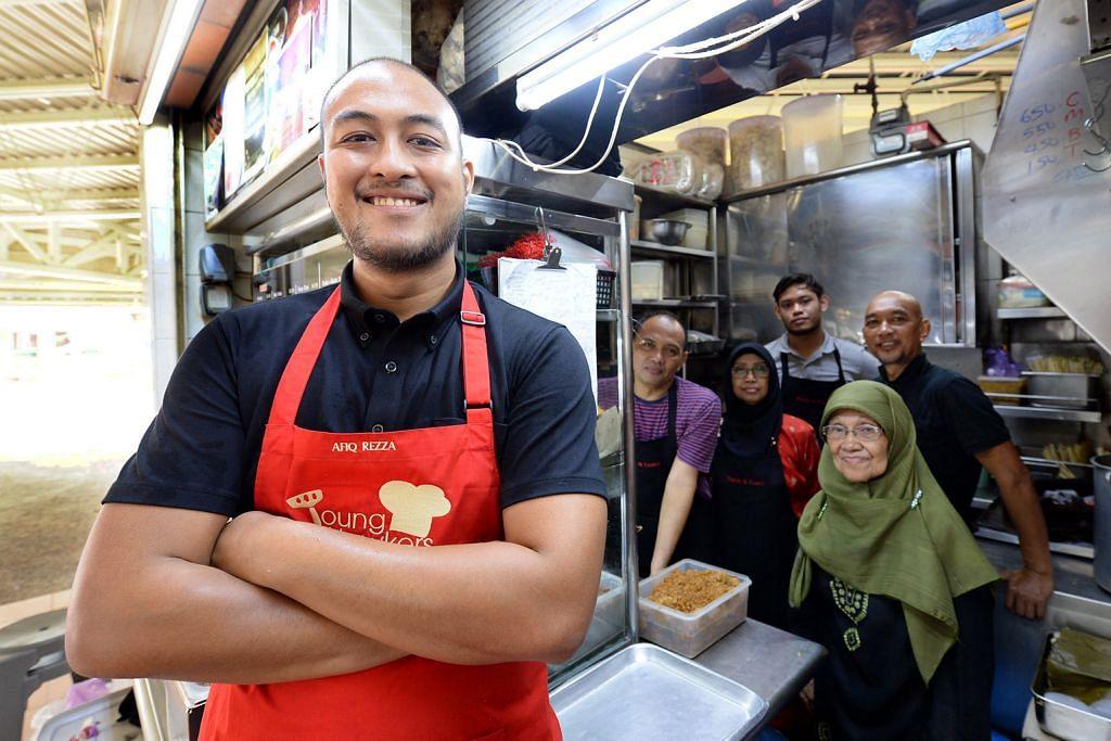 Lulusan diploma pilih kerja di gerai makanan