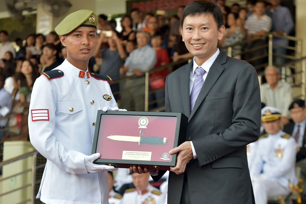 Anugerah jadi ganjaran setelah persepsi terhadap NS berubah