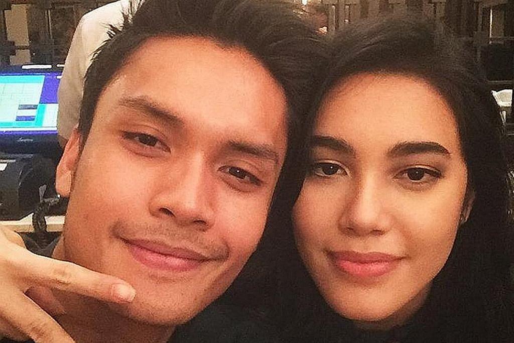 Randy Pangalila tidak terburu-buru mahu nikah ARTIS INDONESIA