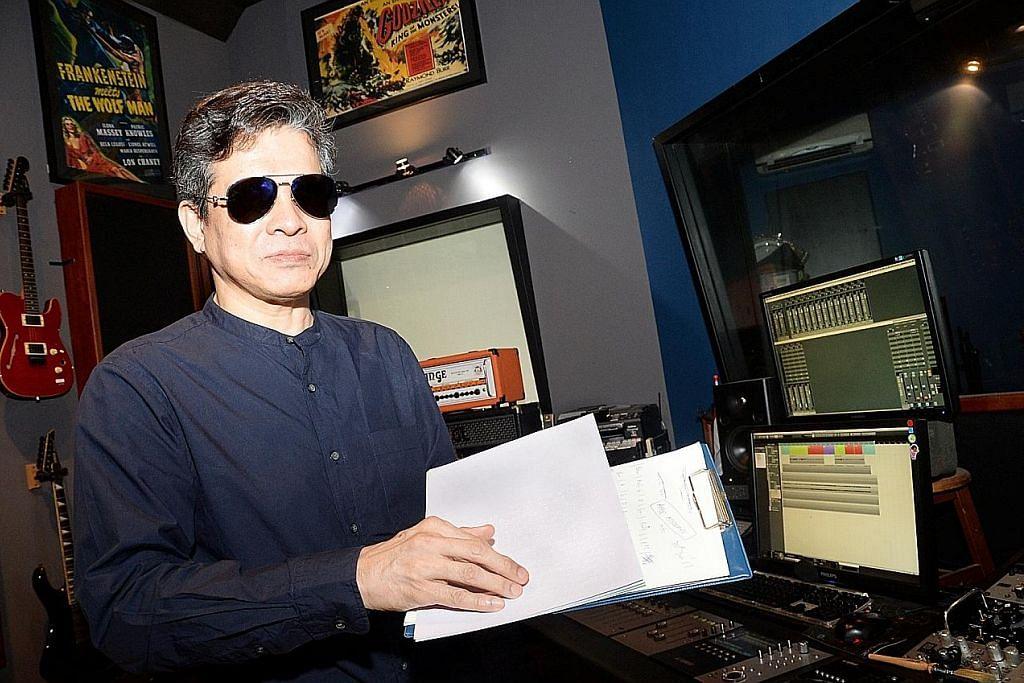 Suhaime Roa mahu perkaya khazanah muzik Melayu