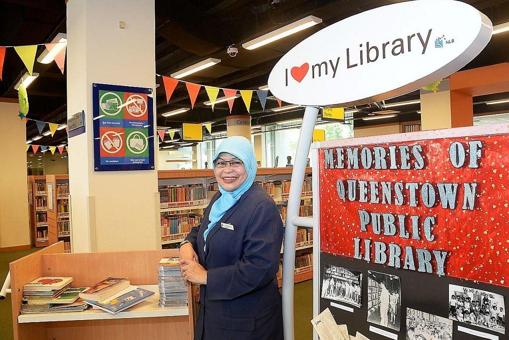 Perpustakaan dianggap sebagai rumah kedua
