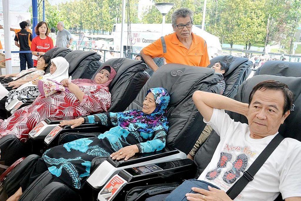 1,000 penduduk Marsiling jalani ujian kesihatan