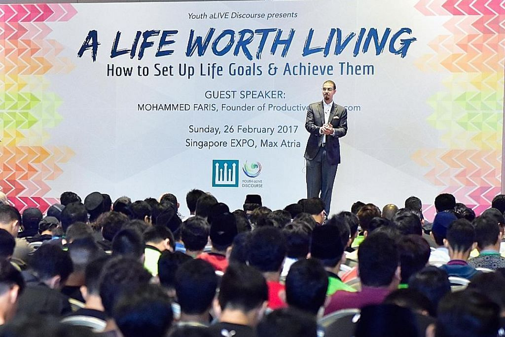 PROGRAM aLIVE Cendekiawan motivasi AS, program aLive lakar bersama modul keberkesanan hidup