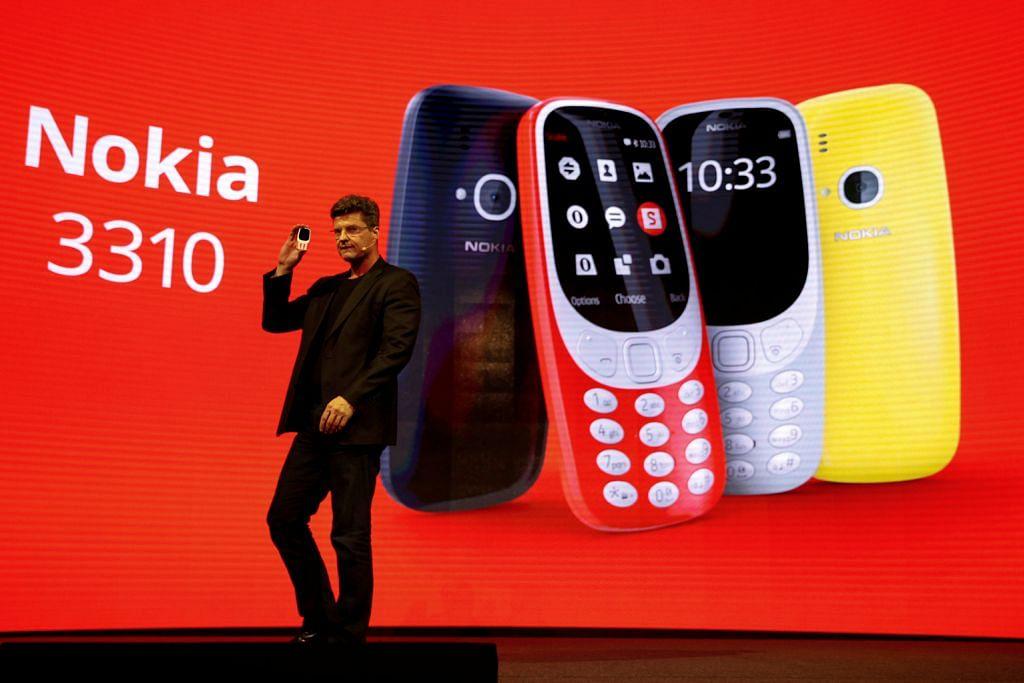 Nokia lancar semula model popular 3310