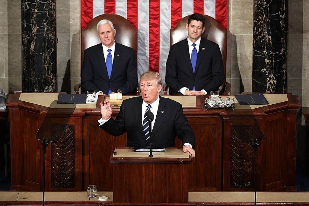 Trump ikrar semak sistem imigresen, tingkat ekon