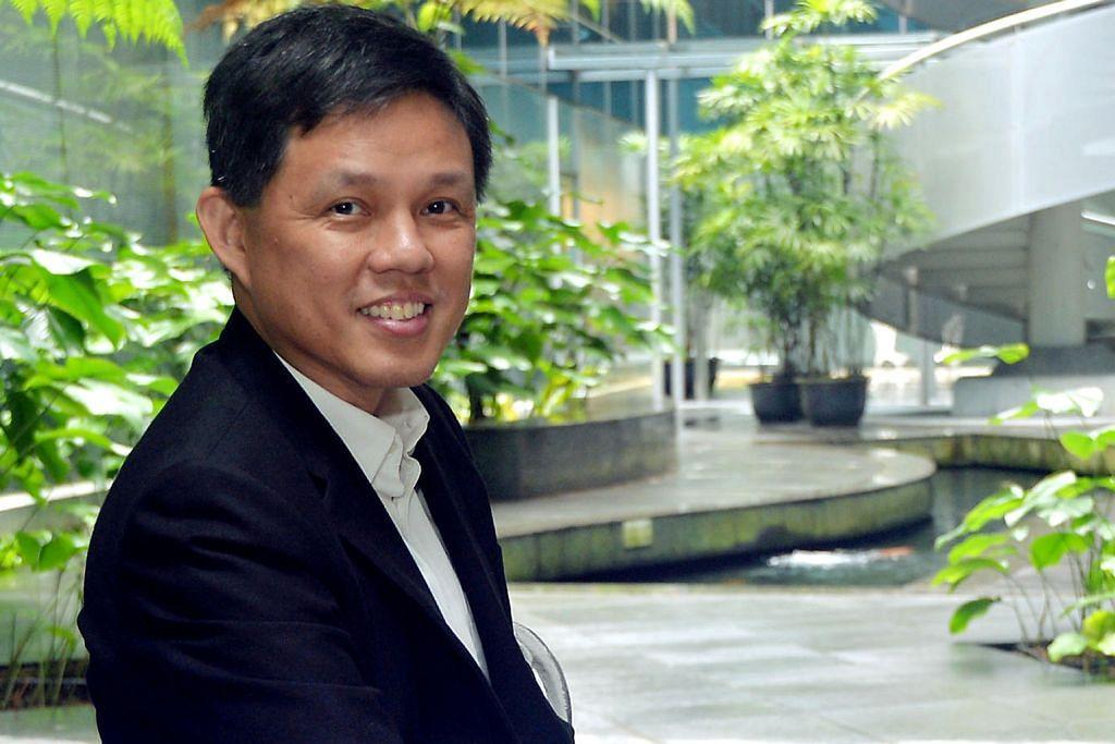 Hanya ada dua cara bagi tambah bekalan air Singapura