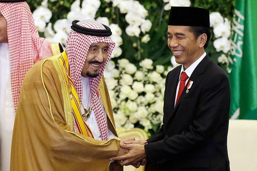 Indonesia, Arab Saudi meterai 11 perjanjian