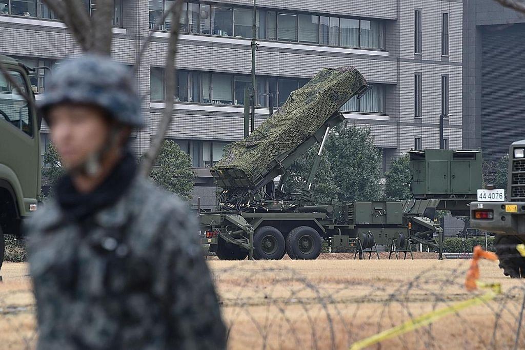 Pelancaran peluru berpandu Korea Utara: Tokyo kemuka bantahan tegas