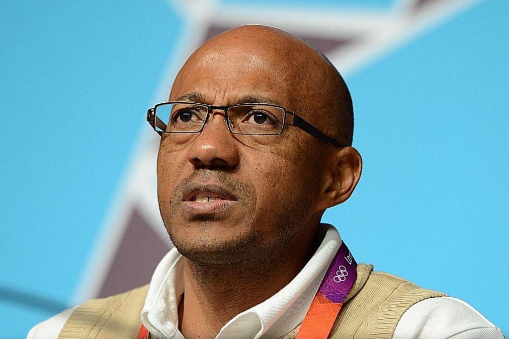 Fredericks berundur dari Jawatankuasa Olimpik Antarabangsa RASUAH DALAM ATLETIK