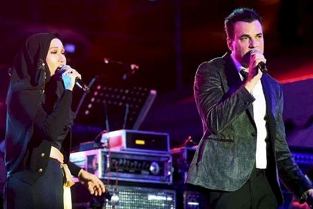 Amy Mastura terkejut rakan duet, Tommy Page, meninggal