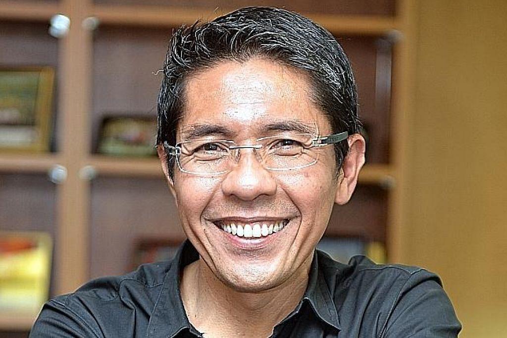 Rahat pemimpin S'pura-Indonesia rai hubungan baik 50 tahun
