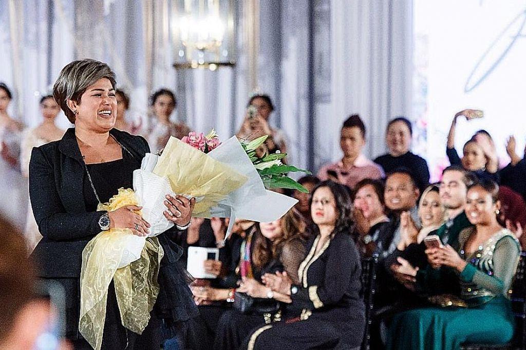 Peragaan fesyen solo di KL jadi batu loncatan kembang jenama