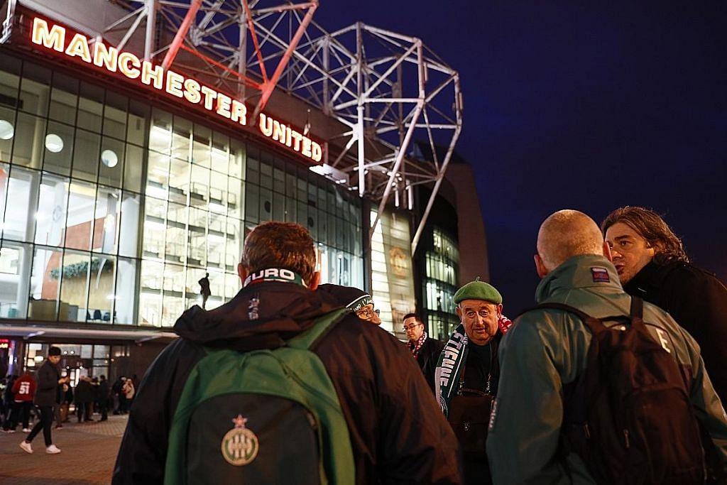 Peluang saksi Man U beraksi di Old Trafford PROJEK DEKATI PEMINAT MANCHESTER UNITED DI SERATA DUNIA