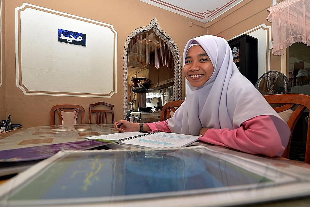 'Kesempitan' tapi bukan halangan pelajar Al-Maarif terus cemerlang