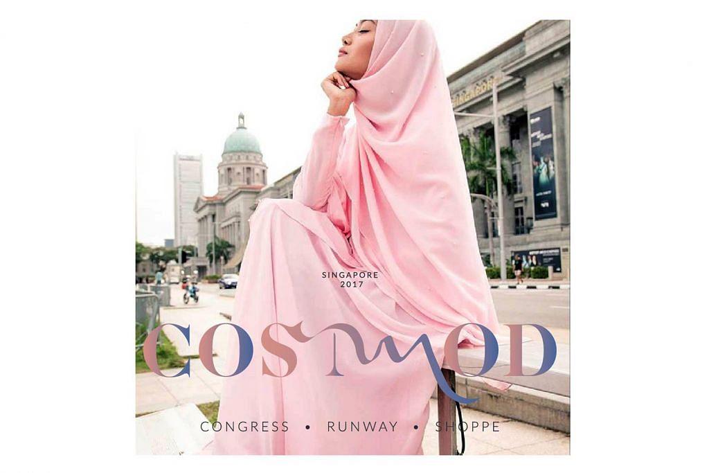 Acara koleksi fesyen Indo, Brunei dan SG
