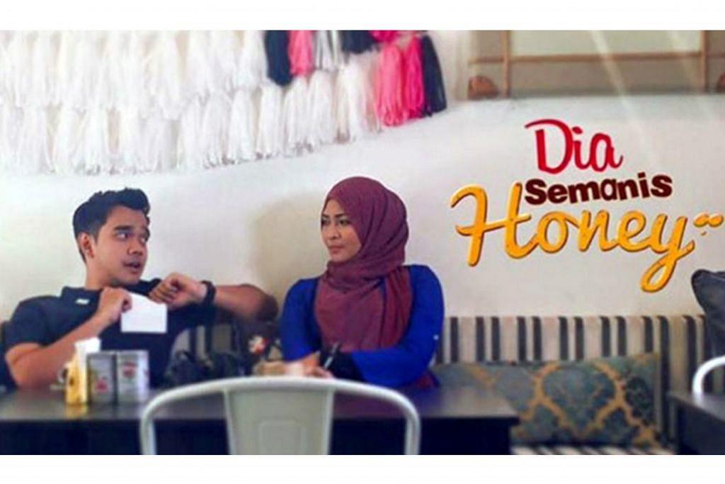 SELEBRITI MALAYSIA Alif Satar bersyukur isteri sokong kerjaya