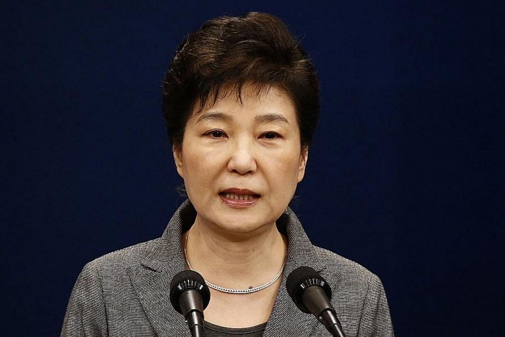 Mahkamah Korea Selatan kekal keputusan singkir Presiden Park