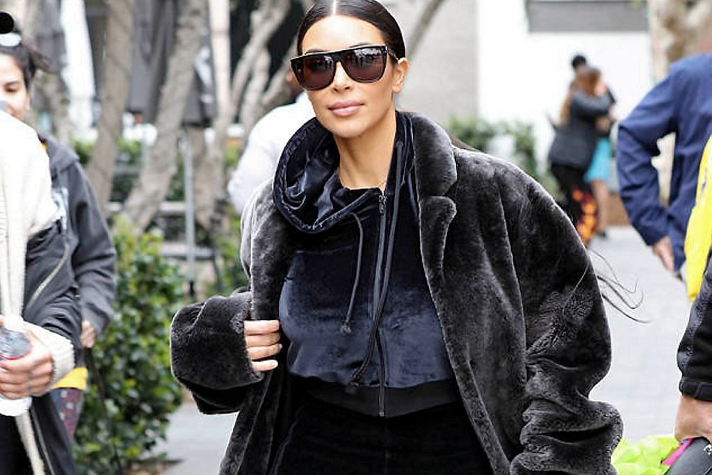 Babak baru Kim Kardashian selepas dirompak