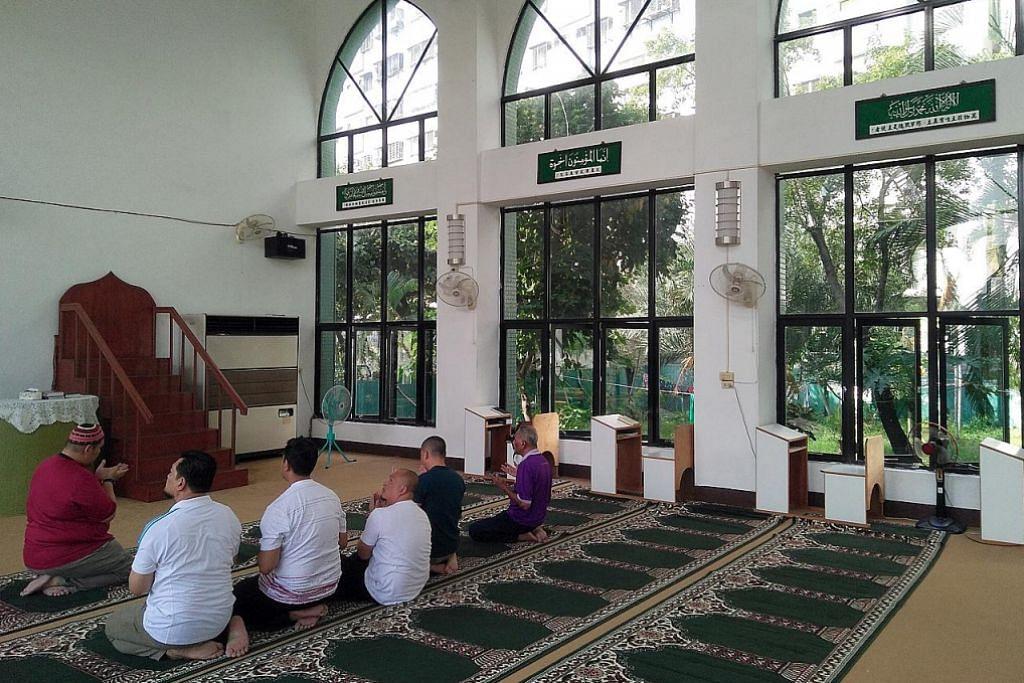 Masjid bakal dipulihara