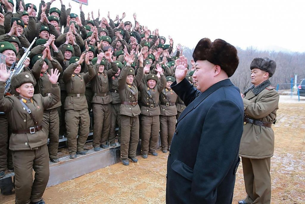 Korea Utara hidup bak 'kera sumbang'