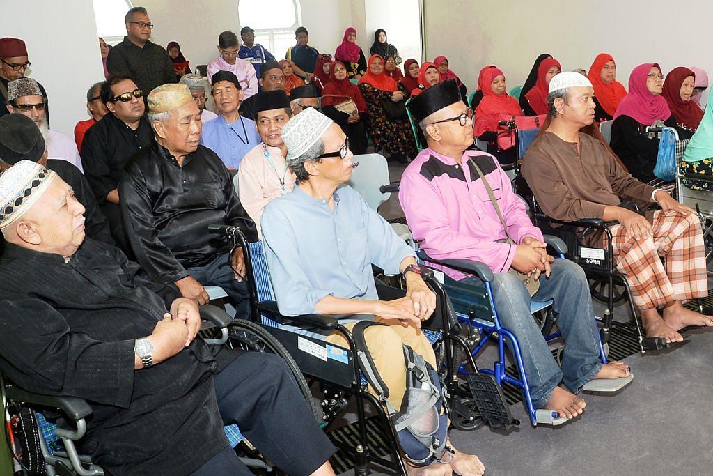 Kelas golongan kurang upaya dapat tempat baru
