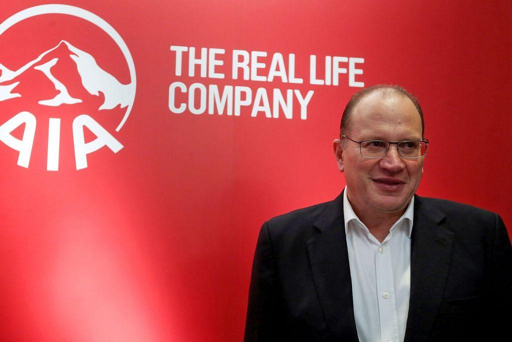 HSBC namakan pengerusi baru