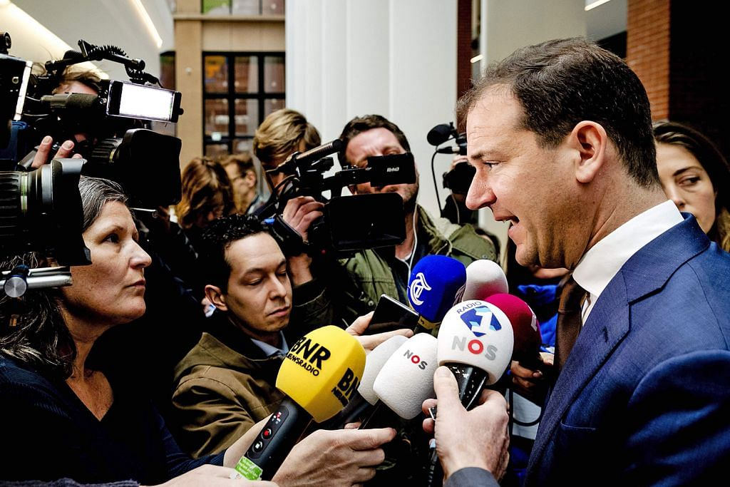 Turkey gantung hubungan peringkat tertinggi dengan Belanda