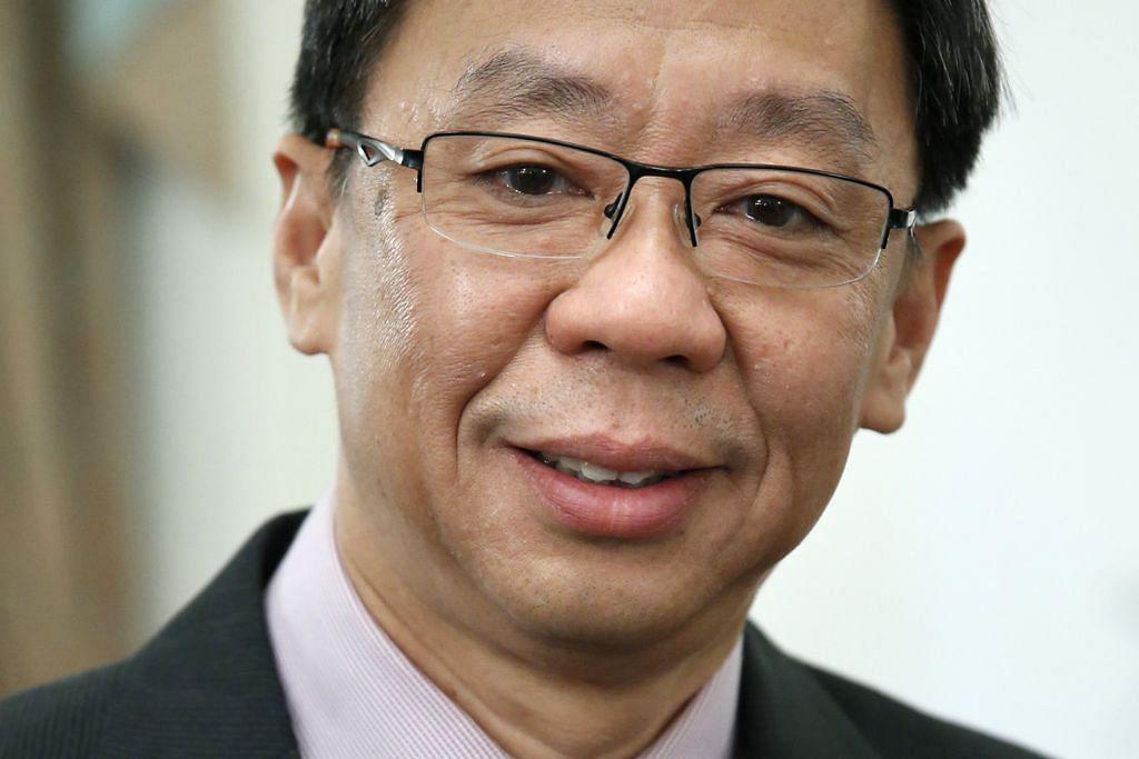 Profesor Tan Tai Yong presiden baru Kolej Yale-NUS