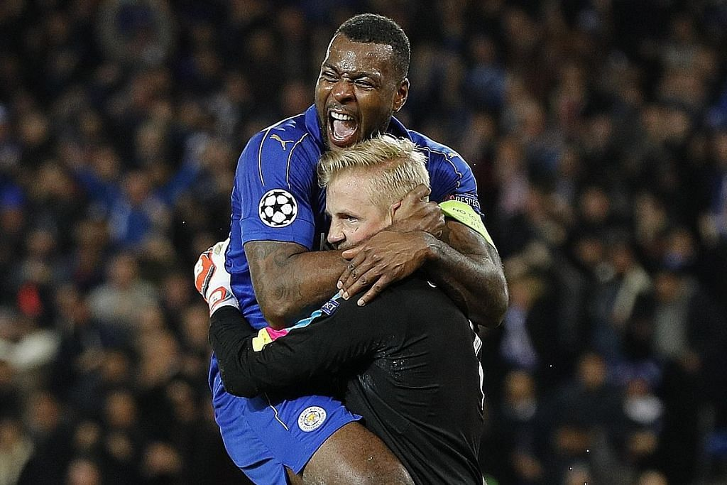 Schmeichel selamatkan Leicester macam ayahnya selamatkan Man United